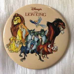 🔮 5/$25 Disney The Lion King Pin